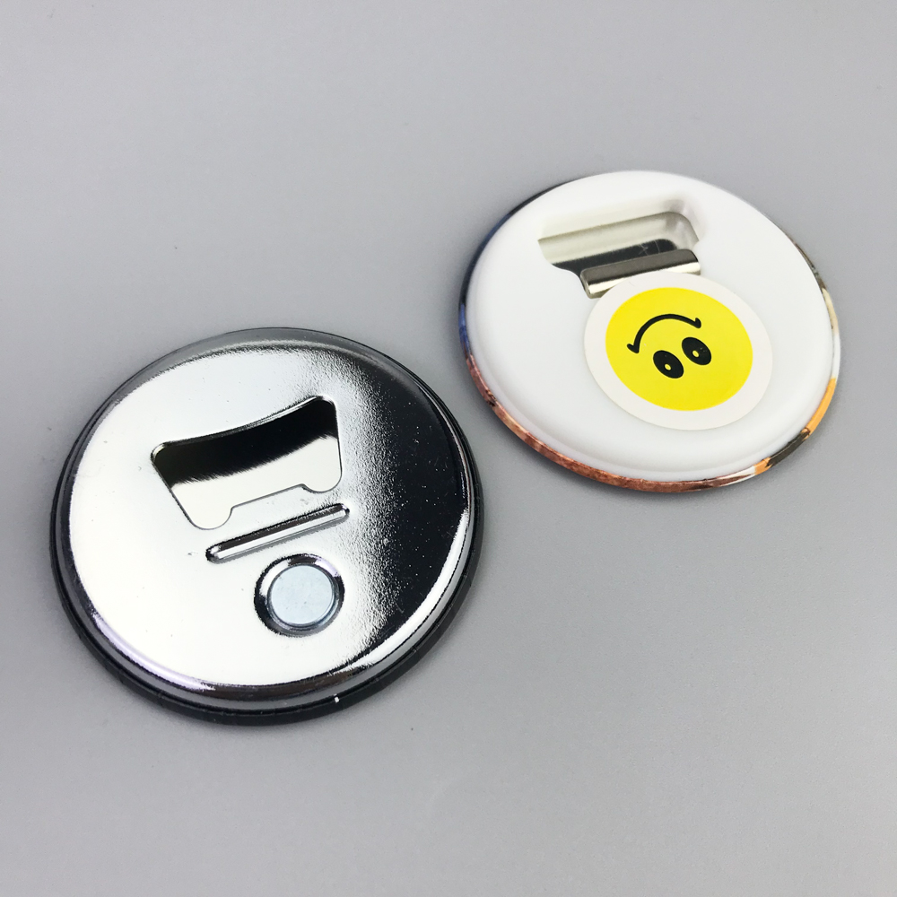 Button pin Promotional gifts round button badge with cartoon design