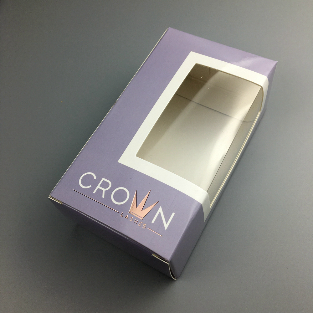 High quality widely use custom logo printed packaging box