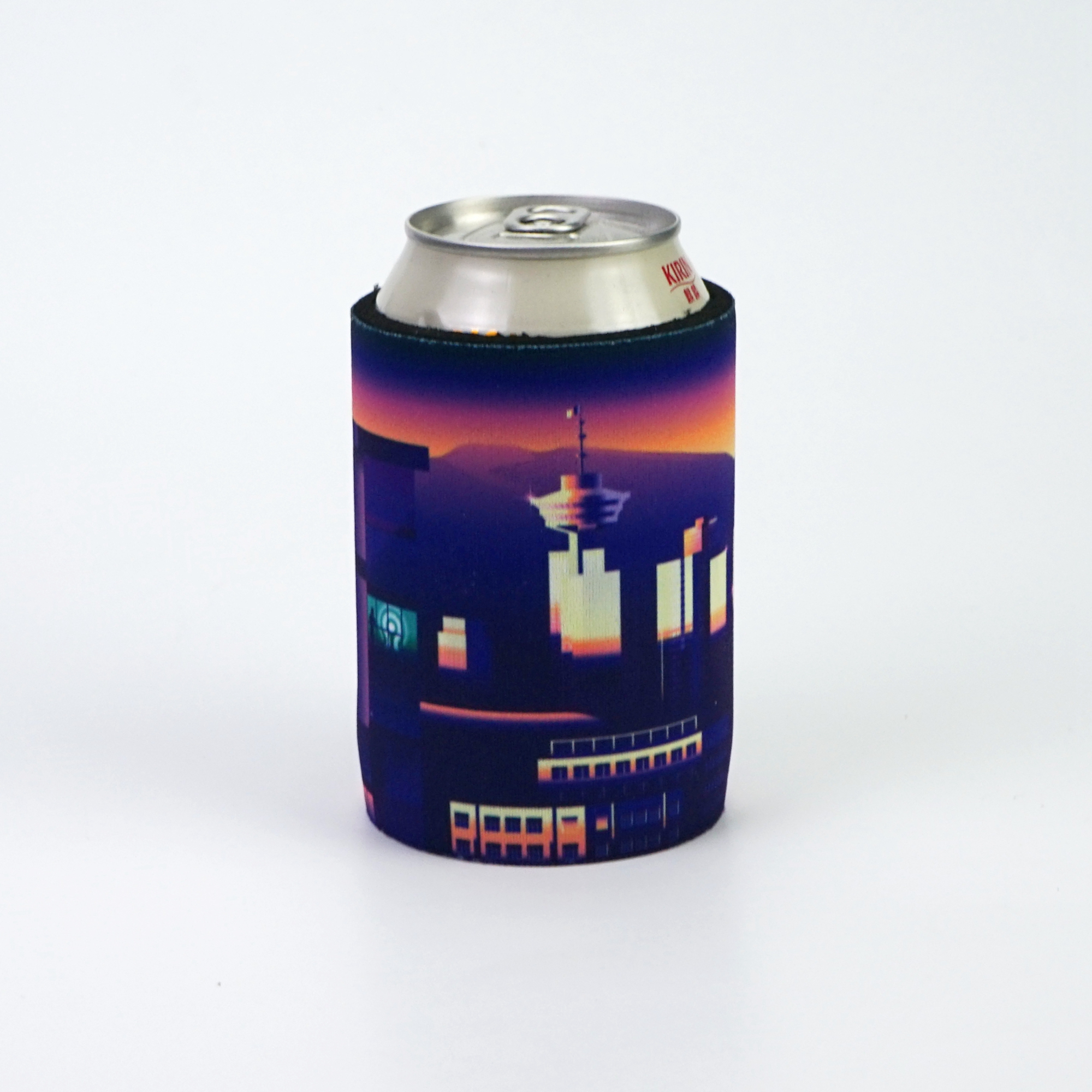 Promotional Cheap Custom Logo Printed beer cooler sleeve