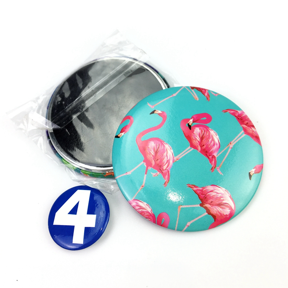 wholesale custom logo magnent button pin