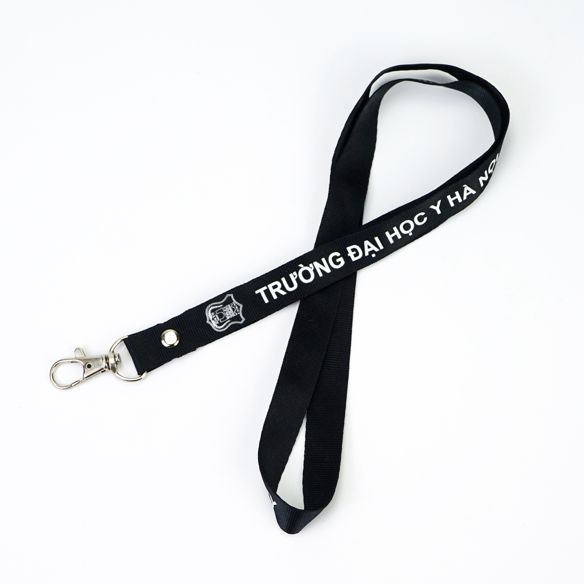 Personalized custom polyester sublimation lanyards with id card holder