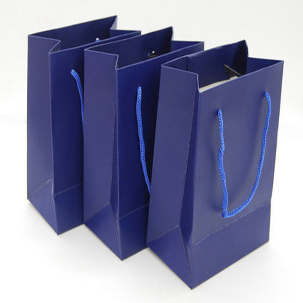 China factory custom logo gifts shopping paper bags