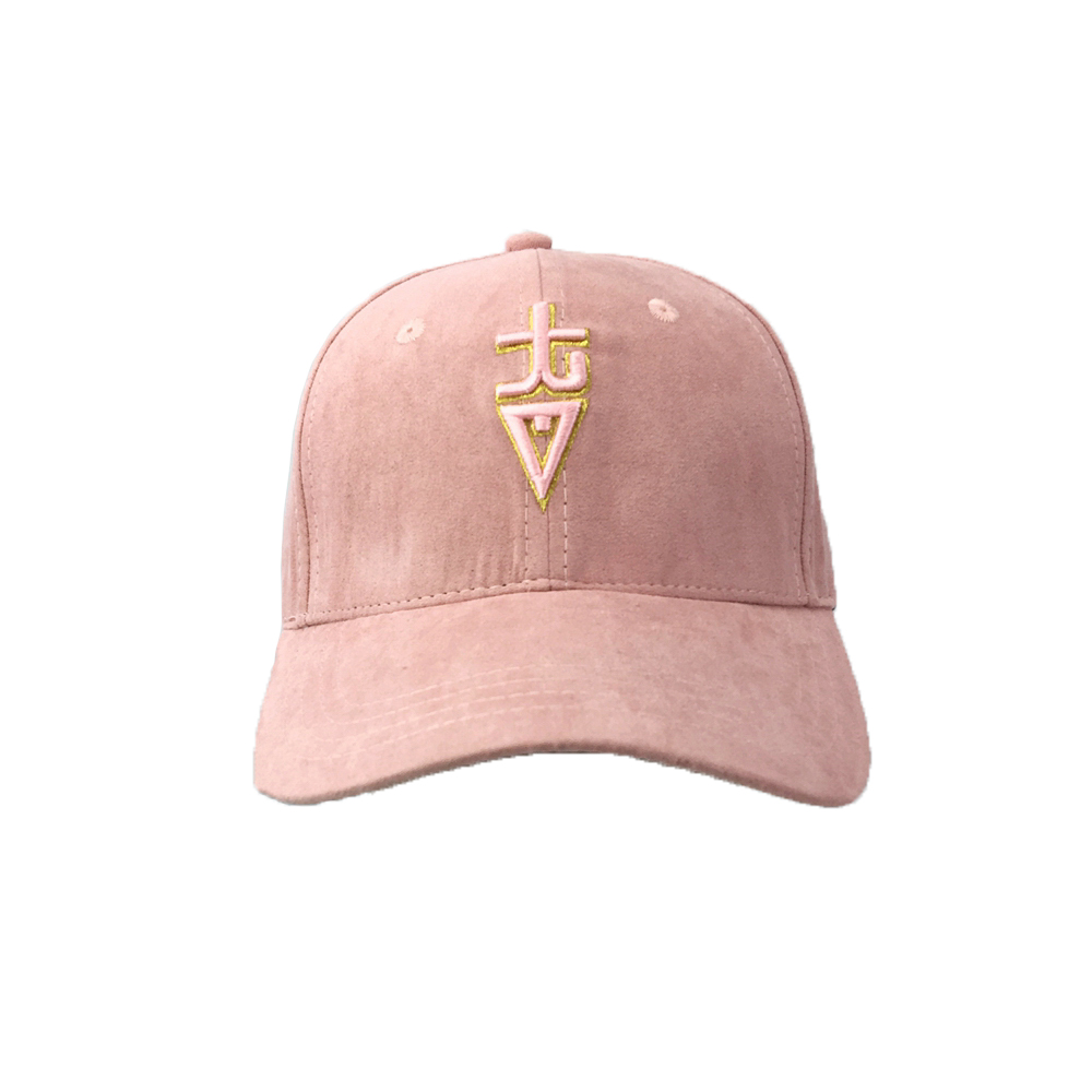 Custom embroidered 100% cotton baseball hat cap