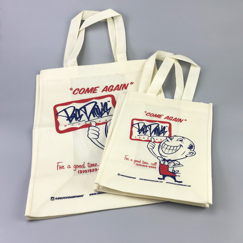 Custom non-woven bag shopping bag