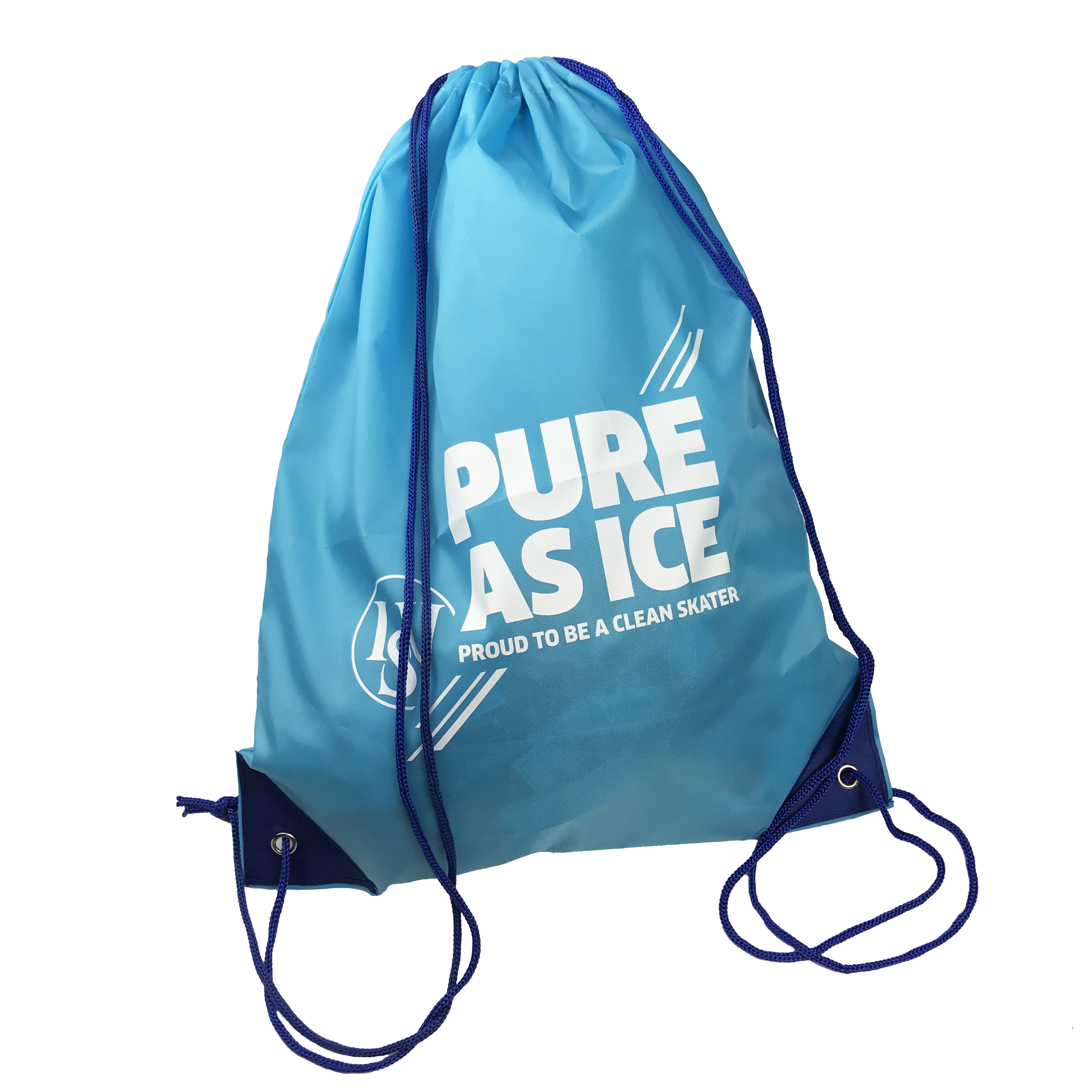 Bulk buy waterproof polyster nylon bag with drawstring from china