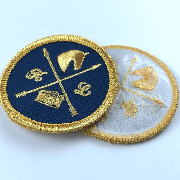 Custom High quality Embroidery patches