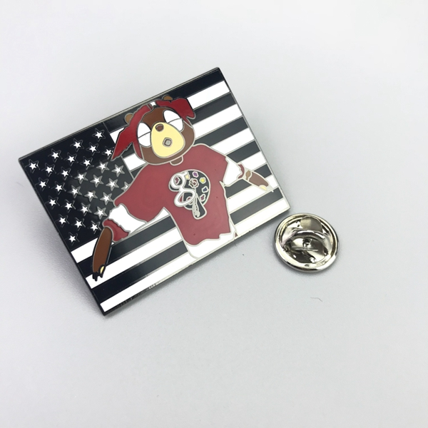 Wholesale no minimum cheap Custom soft enamel lapel pin