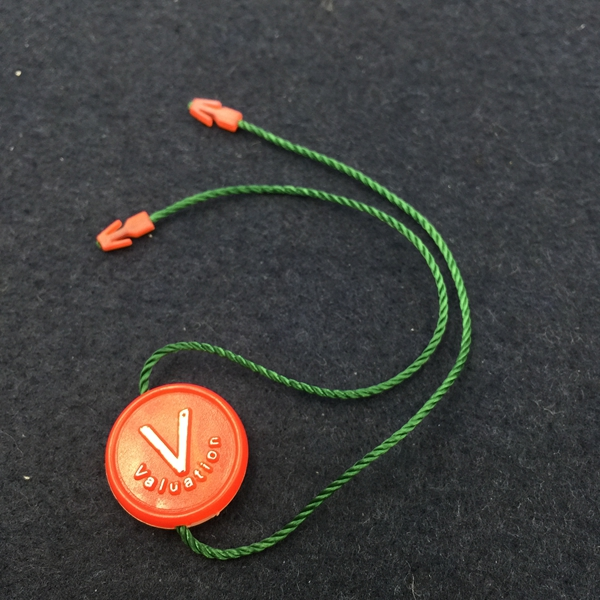 Custom seal string  with your tags